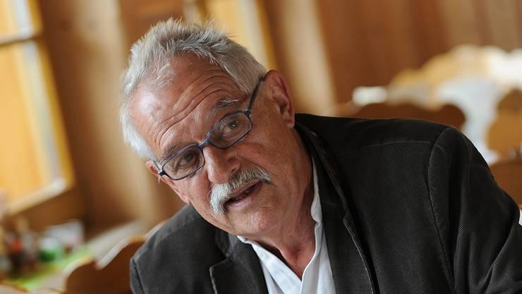 Hansjörg Schneider: «Man wird vom Revoluzzer plötzlich zum Wahrer der Werte.»