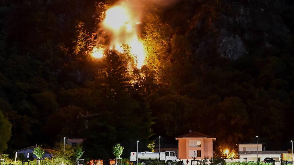 Feuerverbot in Glarus wegen Trockenheit