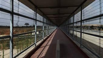 Israel hat den Grenzübergang Erez - einziger Personenübergang zum Gazastreifen - auf unbestimmte Zeit geschlossen. (Archiv)