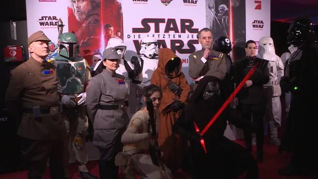 """Star Wars 8 """"Die letzten Jedi"""""""