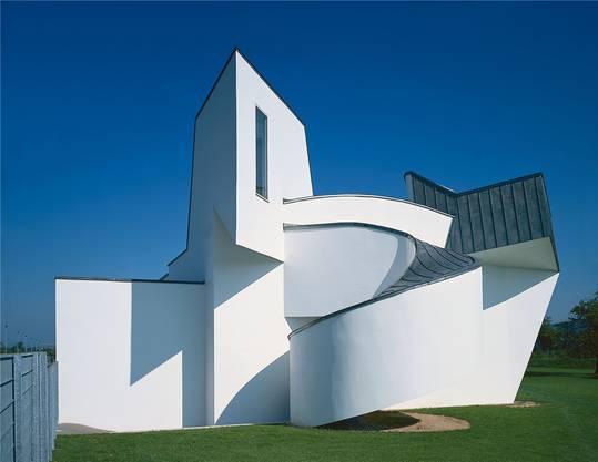Das Vitra Design Museums in Weil am Rhein. (zvg / Thomas Dix)