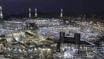 Über zwei Millionen Muslime machen sich ab dem heutigen Sonntag wieder auf die Pilgerreise nach Mekka in Saudi-Arabien. (Archivbild)