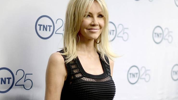Die Schauspielerin Heather Locklear hat zu Hause betrunken randaliert und danach Rettungskräfte angegriffen. Nach einer Nacht in Haft kam sie gegen Kaution frei. (Archivbild)