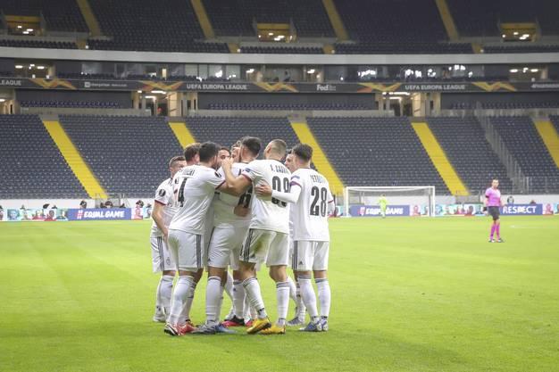 Ist ein planerisches Sorgenkind: Der FC Basel, der in allen Wettbewerben noch mit dabei ist.