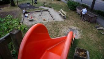 Mit den neuen Richtlinien will Pro Juventute ein Umdenken in der Gestaltung von Spielplätzen anregen.