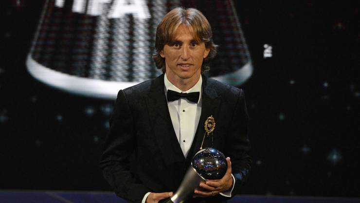 Die zehn möglichen Nachfolger von Vorjahressieger Luka Modric sind bekannt