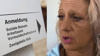 Sozialhilfebezügerin Melanie (Name geändert) sagt, ein Mitarbeiter der Sozialen Dienste habe über Monate hinweg Sex von ihr verlangt. Seine Version ist eine andere.