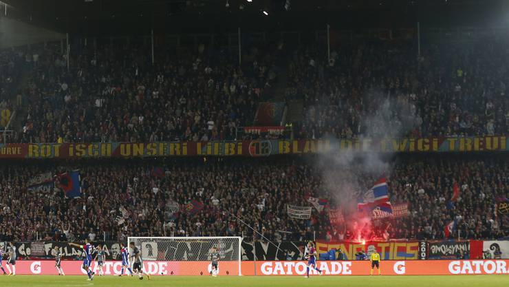 Vor dem Spiel zwischen dem FC Basel und Benfica Lissabon kam es zu Auseinandersetzungen.