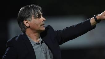 Maurizio Jacobacci ist nicht mehr Trainer des FC Schaffhausen