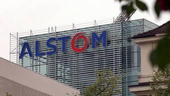 Alstom-Hauptsitz in Baden (Archiv)