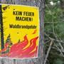 In beiden Basel herrscht Gefahrenstufe 3.