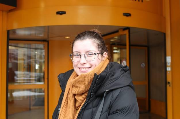 Liana Filippi aus Dietikon