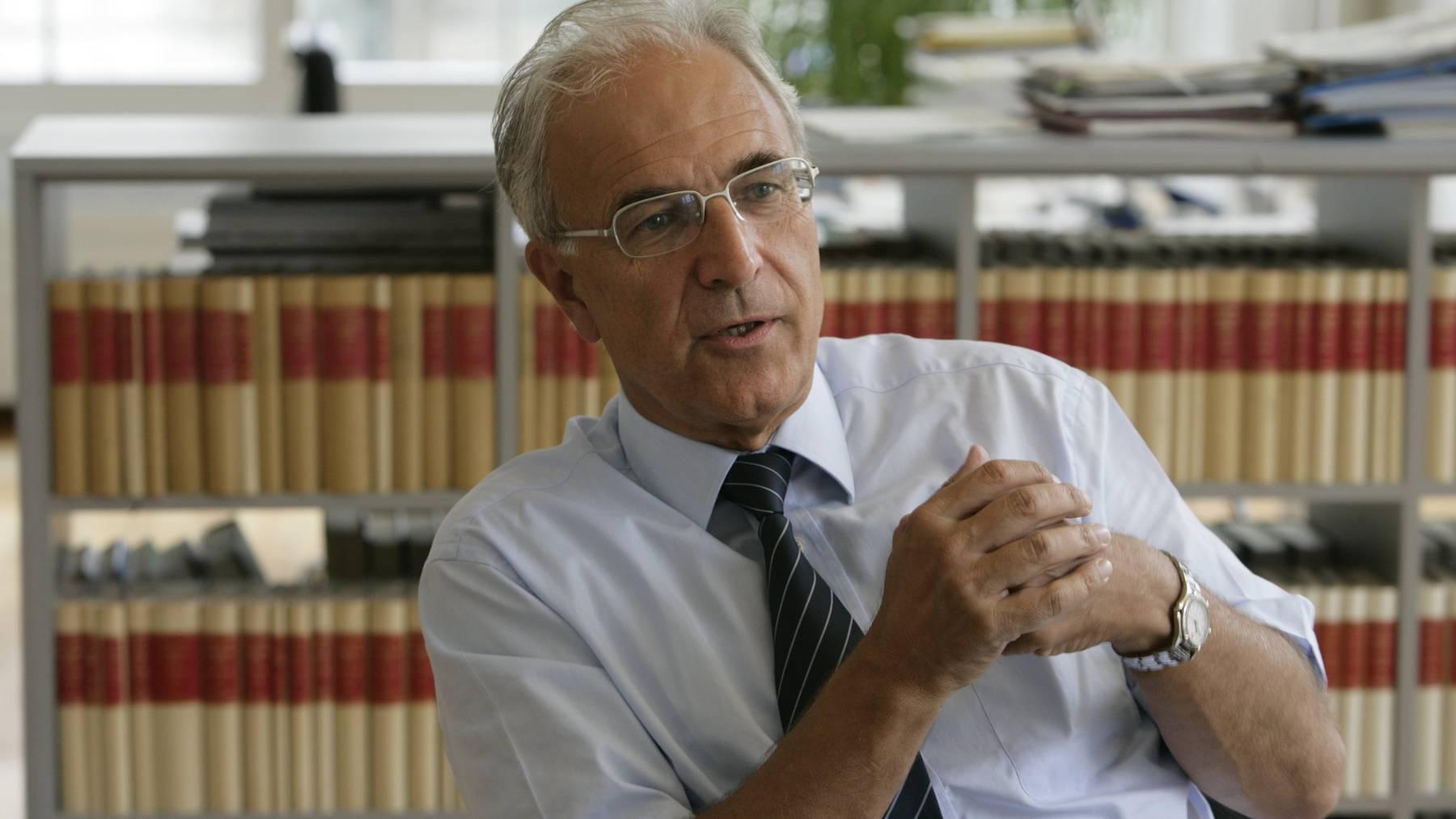 Joe Keller will die Pizolbahnen AG wieder zurück in die schwarzen Zahlen führen.