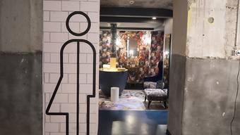 Unisex-Toiletten im Hotel Anker in Luzern: Der Regierungsrat ermöglicht Gastrobetrieben diese Lösung. (Archivbild)