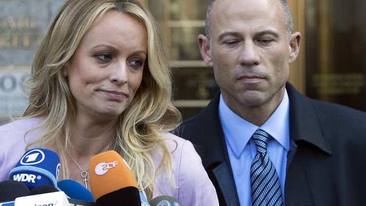 Der ehemalige Anwalt von Stormy Daniels, Michael Avenatti, hat selbst mehrere Klagen am Hals. (Archivbild)