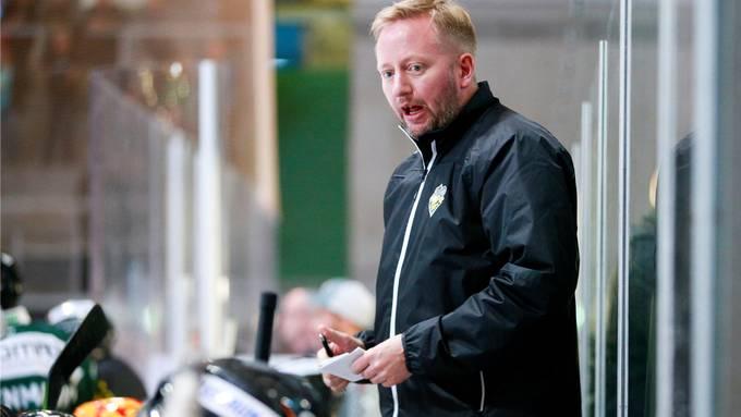 Konzentriert bei der Arbeit: Fredrik Söderström.