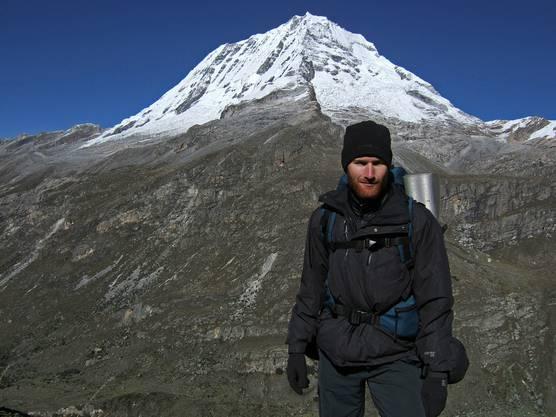 Dünne Luft auf einem Trekking ohne Eselunterstützung rund um Huarez (Peru)