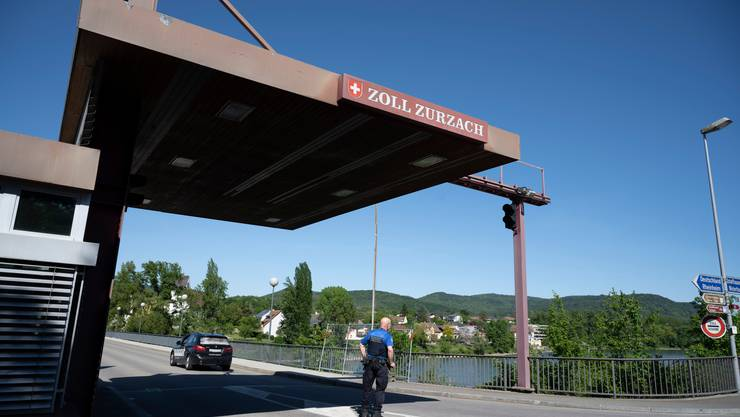 Bald sollen alle Grenzübergänge zu Deutschland wieder geöffnet sein.