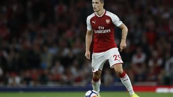 Granit Xhaka hat bei Arsenal seinen Vertrag vorzeitig bis 2024 verlängert