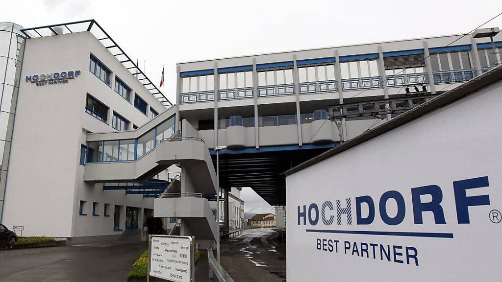 Der Luzerner Milchverarbeiter Hochdorf ist noch nicht am Ziel. (Archivaufnahme)