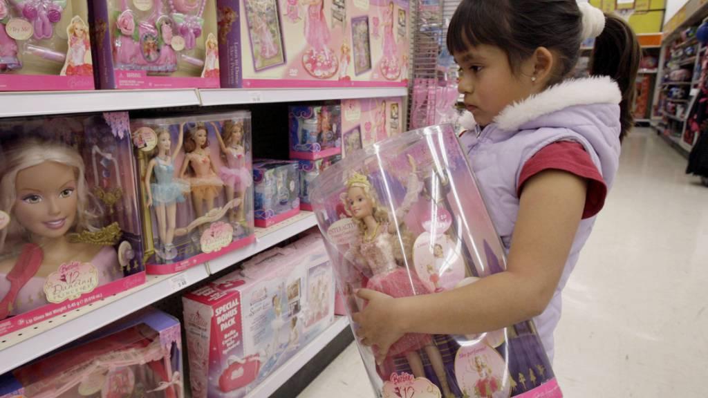 """""""Barbie""""-Hersteller Mattel überrascht Anleger"""