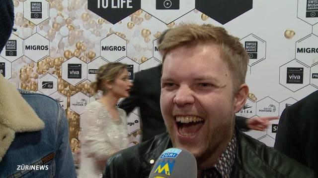 Lieblinge und Buhmänner der Swiss Music Awards
