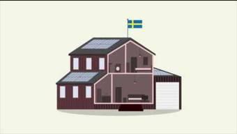 Solar ist einfach – IKEA macht Werbung für «good-E »