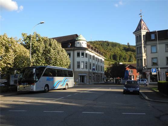 Fussgängerunterführung in Laufenburg.