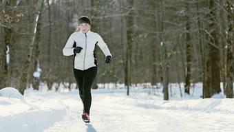 Ein Training im Freien stärkt das Immunsystem, wenn man einige Regeln einhält und es nicht übertreibt.