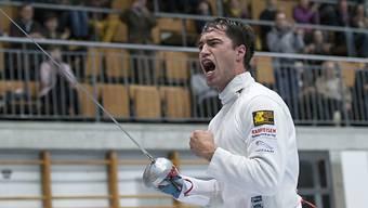 Max Heinzer gewinnt Weltcup-Turnier in Heidenheim