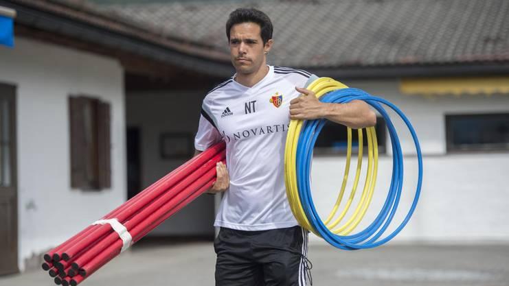 Ignacio Torreño Jarabo ist der neue Leiter der Athletikabteilung