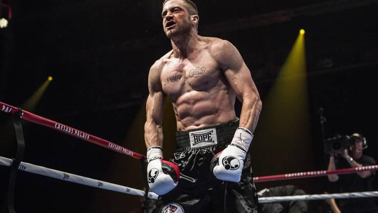 Als Billy Hope boxt sich Jake Gyllenhaal in «Southpaw» aus dem Waisenhaus an die Weltspitze.