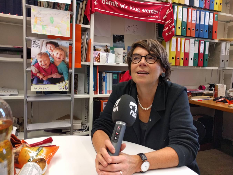 Christina Aus der Au ist eine evangelisch-reformierte Theologin und Philosophin. (Bild: FM1)