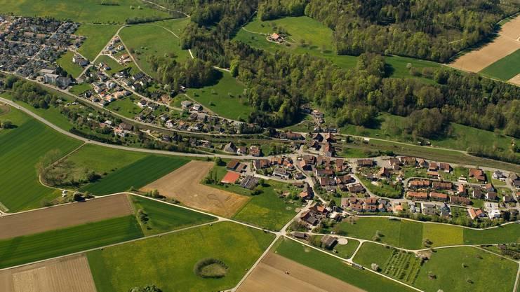 In Rietheim sind die Bodenpreise mit 300 bis 500 Frnaken pro Quadratmeter verhältnismässig günstig.