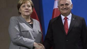 Der türkische Ministerpräsident Binali Yildirim sieht schon eine Normalisierung in den Beziehungen zu Deutschland und zur deutschen Bundeskanzlerin Angela Merkel.