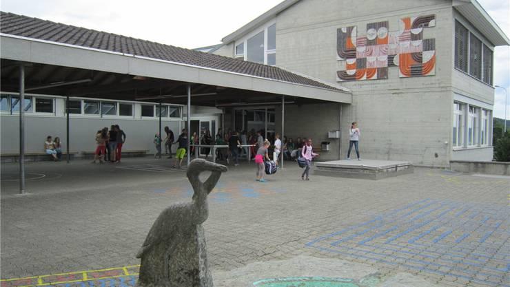 Die Holzfeuerung der Schule braucht einen Filter. Der Gemeinderat unterbreitet der Gemeindeversammlung deshalb einen Verpflichtungskredit von 190000 Franken.