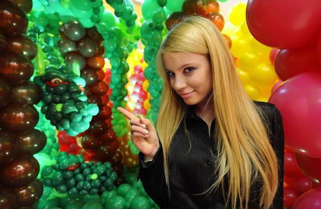 Xenia - die Ballonqueen
