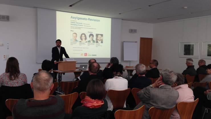 Nationalrat Cédric Wermuth (SP), plädiert für das neue Gesetz.