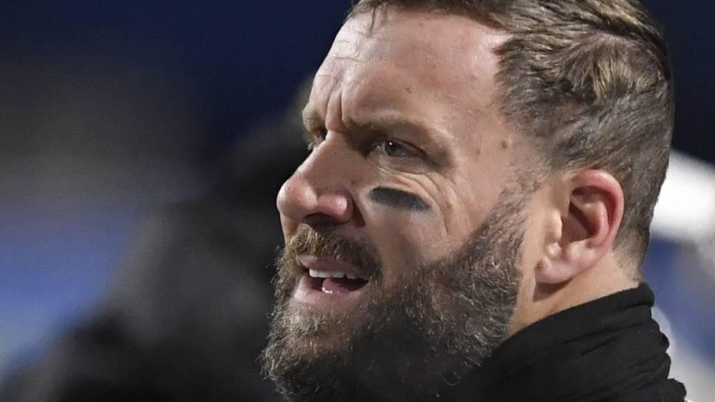 Gegen die Pittsburgh Steelers mit dem schweiz-stämmigen Quarterback Ben Roethlisberger ist Cleveland aber klarer Aussenseiter