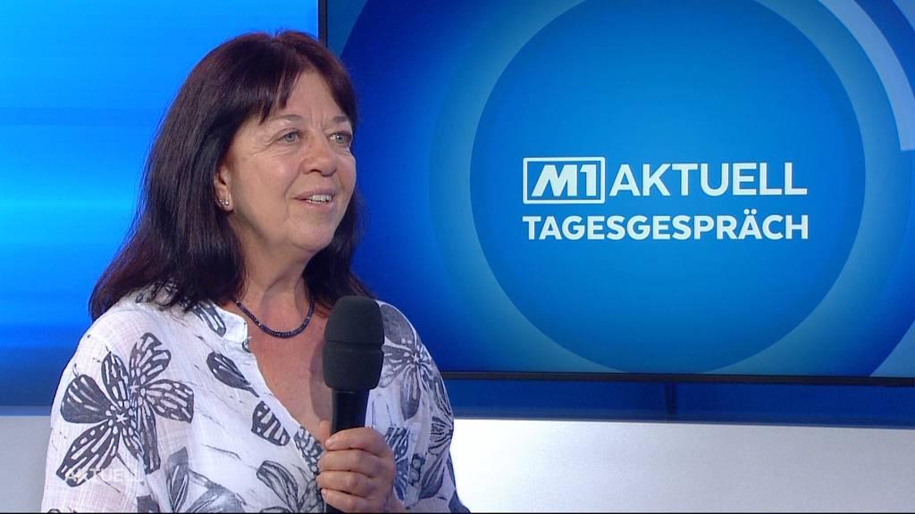 Ruth Blaser über Aargauer Städte