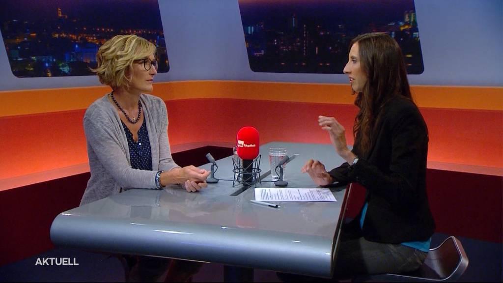 Grüne Hochuli stärkt SVP-Kandidat Gallati