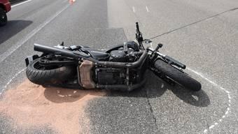 Der Unfall ereignete sich auf der Verzweigung Erzenbergstrasse /Gasstrasse. (Symbolbild)