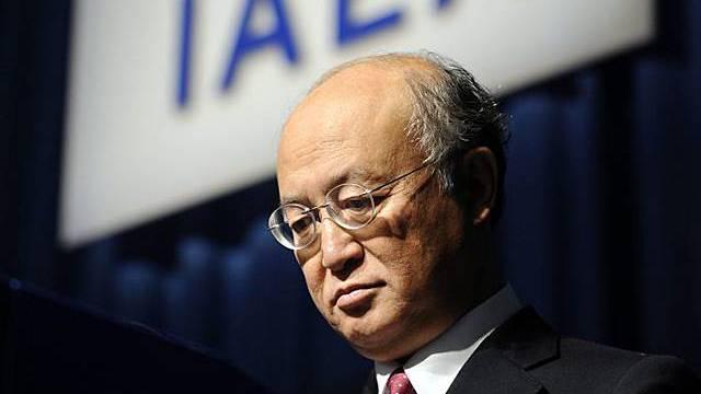 Ein Japaner ersetzt einen Ägypter bei der IAEA