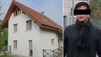 Eigentlich ist es ein gemütliches Einfamilienhaus in Rupperswil mit allem drum und dran. Aber der erschütternde Hintergrund hält die Kundschaft fern.