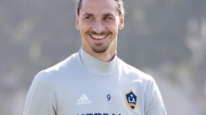 Wenn Zlatan eine Mannschaft aufstellt
