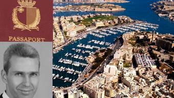 Schweizer Anwalt Christian Kälin verkauft maltesische EU-Pässe.