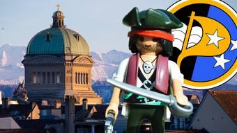 Entern die Piraten mit den kommenden Parlamentswahlen das Bundeshaus?