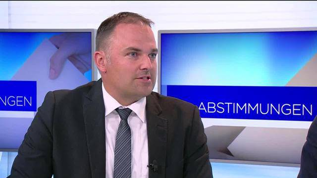 """Marcel Dettling: """"Bevölkerung will nicht noch mehr Regulierung in Landwirtschaft."""""""