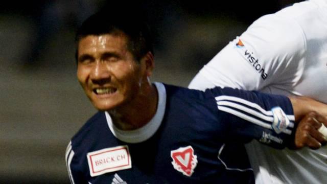 Kwang Ryong Pak wird ein weiteres Jahr mit Vaduz spielen