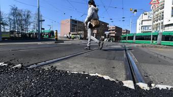 Umbau Centralbahn-Platz